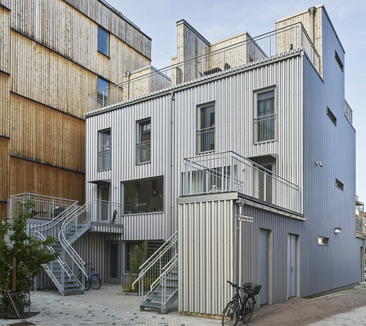 Lilla Integralen Apartments / sandellsandberg arkitekter