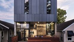Residência Bienville / Nathan Fell Architecture