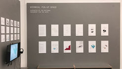 CHICAGO ARCHITECTURE BIENNIAL PIN-UP EXHIBITIONS