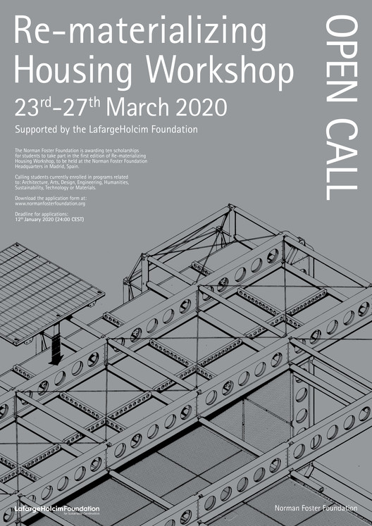 Open Call: Re-materializing Housing Workshop 2020