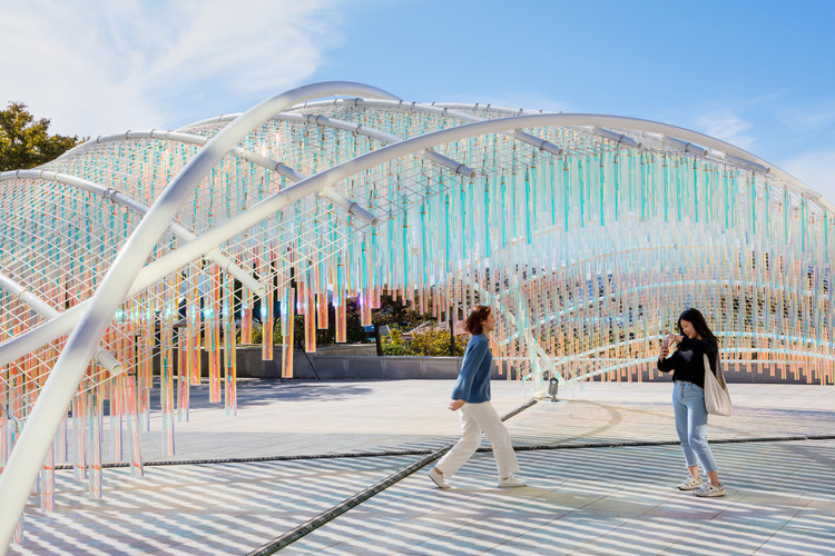 Ripple Pavilion / Atelier Chang, © Mr Kyungsub Shin