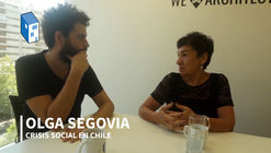 """Olga Segovia: """"En Chile es necesario fortalecer la convivencia y lo público"""""""