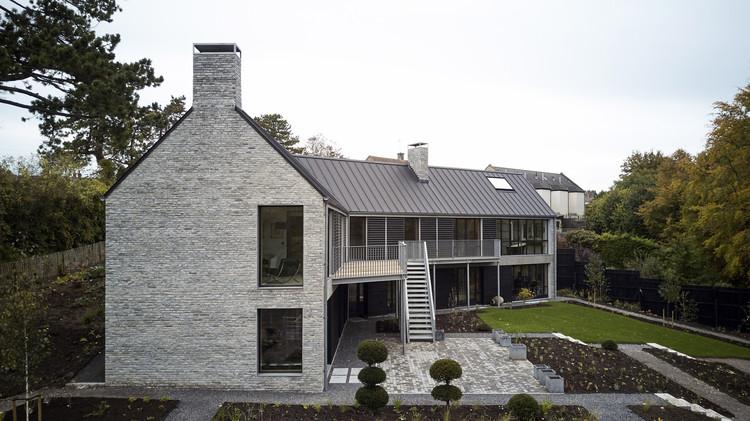 The Long House / Neil Choudhury Architects, © Nick Guttridge