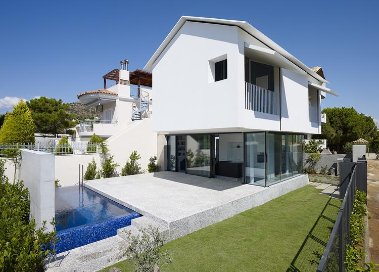 House Ε / buerger katsota architects, © Yiorgis Yerolymbos