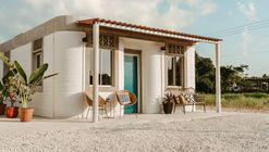 Primeira comunidade de casas impressas em 3D para desabrigados está sendo construída no México