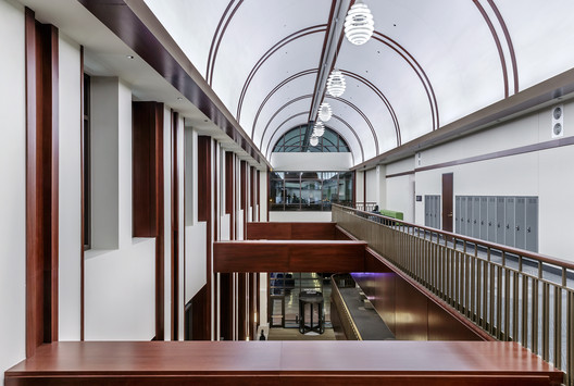 DePaul University School of Music Holtschneider Performance Center / Antunovich Associates