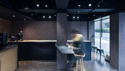 White Bird Café & Diner / dongqi Architects