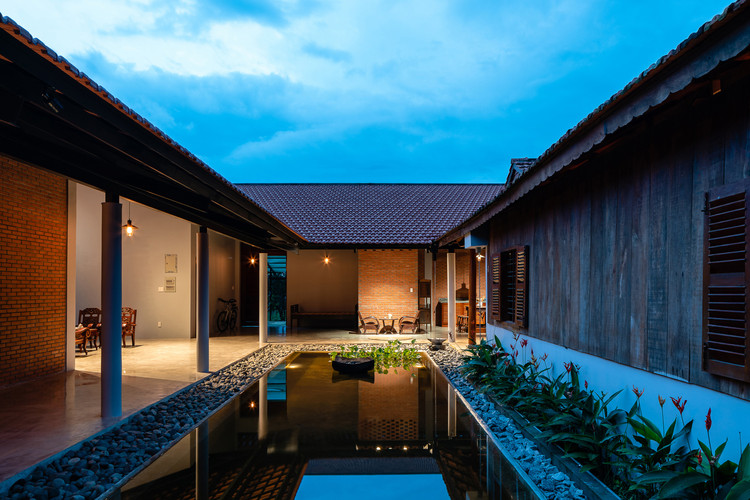 An's House  / G+ Architects, © Quang Trần