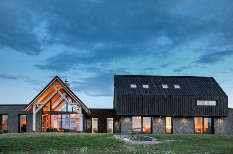 Lodge in a Glade / BLIPSZ, © Bence Makkai