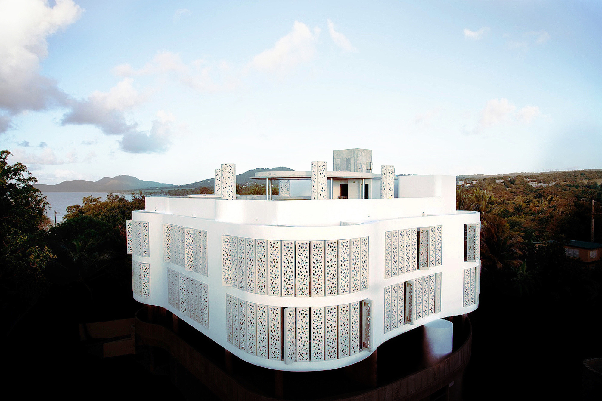 Tropical Modernism Puerto Rico S New Homes Hotels And Hostels Archdaily