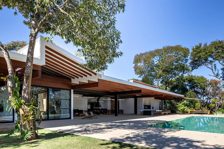 Casa Gaya / Candida Tabet Arquitetura, © Fran Parente