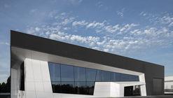 Planstone® Industrial Pavilion / Paulo Martins