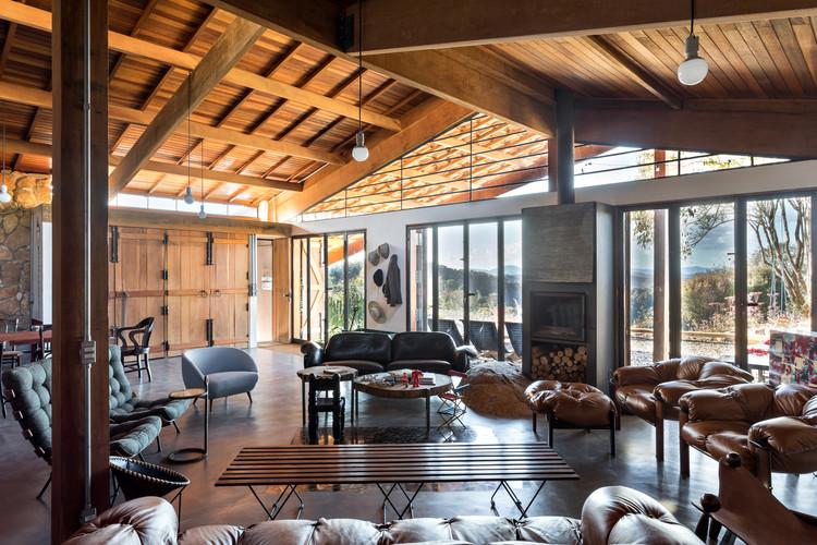 Arvore House / Candida Tabet Arquitetura, © Fran Parente