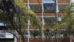 Edifício Coahuila 59 / Contexto Arquitectos