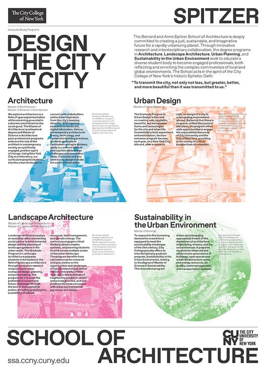 Design the City at City, Design the city at City