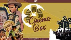 Cinema Box - Designing a platform for film exhibition