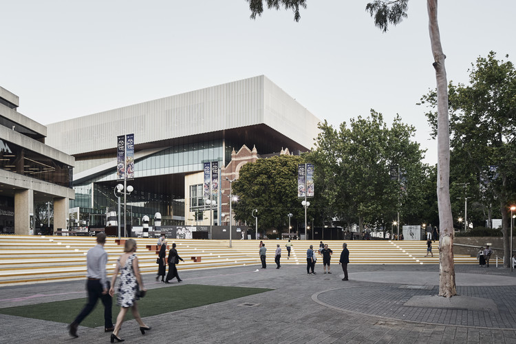 New Museum for Western Australia / Hassell + OMA, © Peter Bennetts