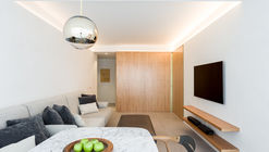 Apartamento DCZ  / Pascali Semerdjian Arquitetos