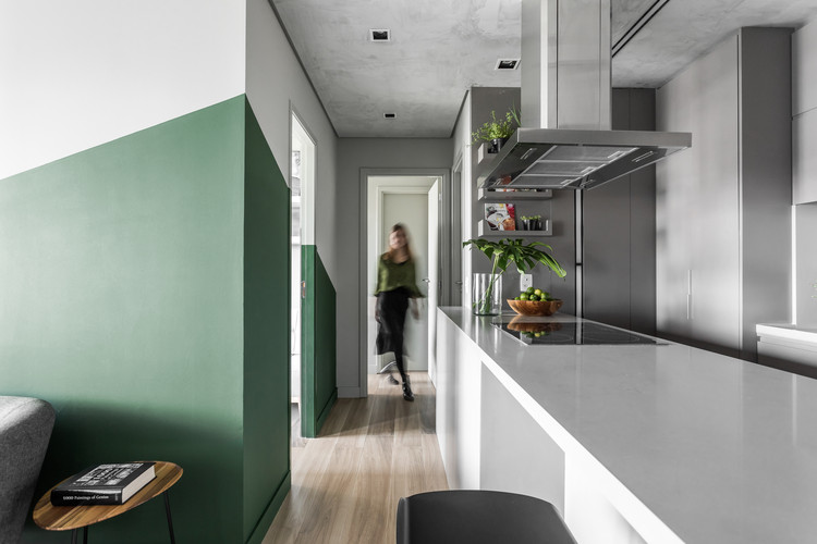 Apartamento Brooklin / Talita Nogueira Arquitetura, © Eduardo Macarios