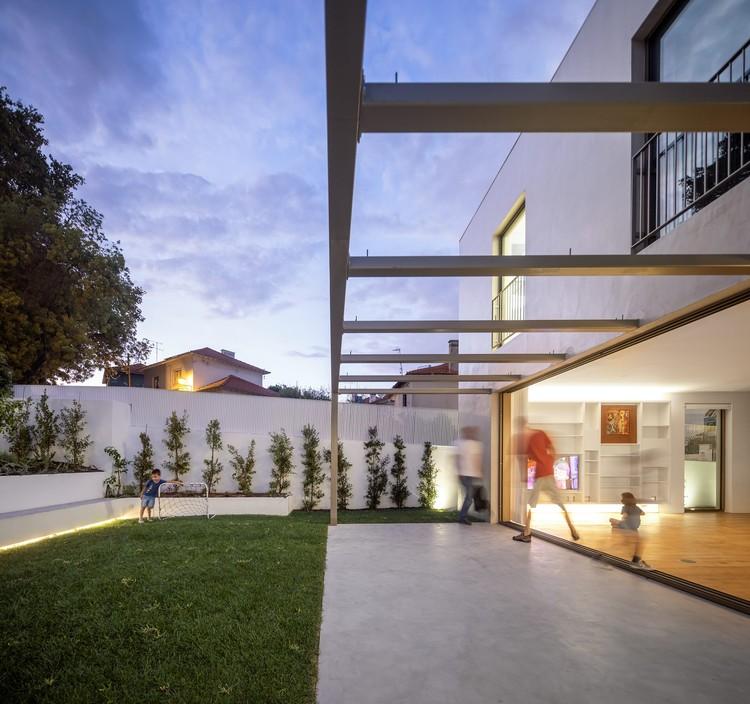 Casa Encarnação II / João Tiago Aguiar Arquitectos, © Fernando Guerra | FG+SG