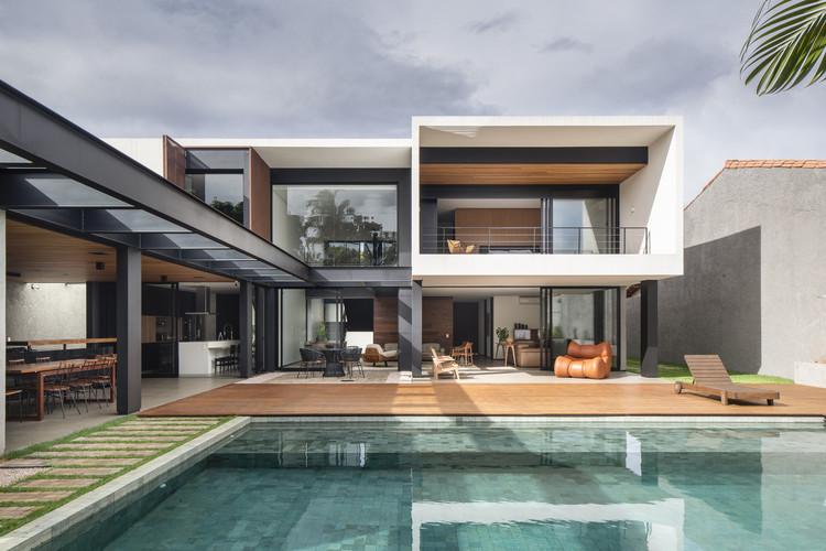 Casa GA / Esquadra Arquitetos, © Joana França