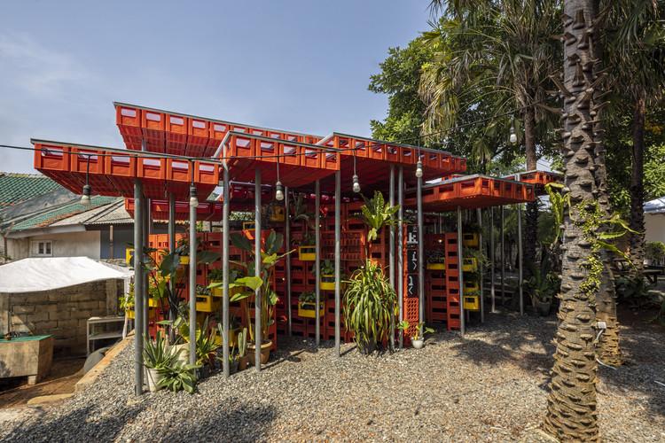 Kotakrat Pavilion  / PARISAULI ARSITEK STUDIO, © Klereng Creative
