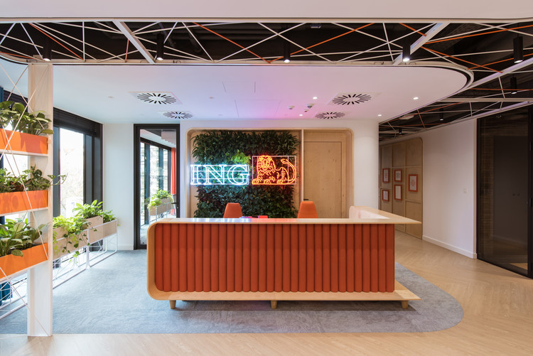 ING Tech Offices Poland / mode:lina architekci, © Patryk Lewiński
