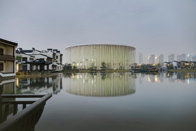 Wuxi TAIHU Show Theatre / SCA | Steven Chilton Architects, © Kris Provoost