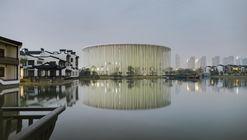 Wuxi TAIHU Show Theatre / SCA   Steven Chilton Architects