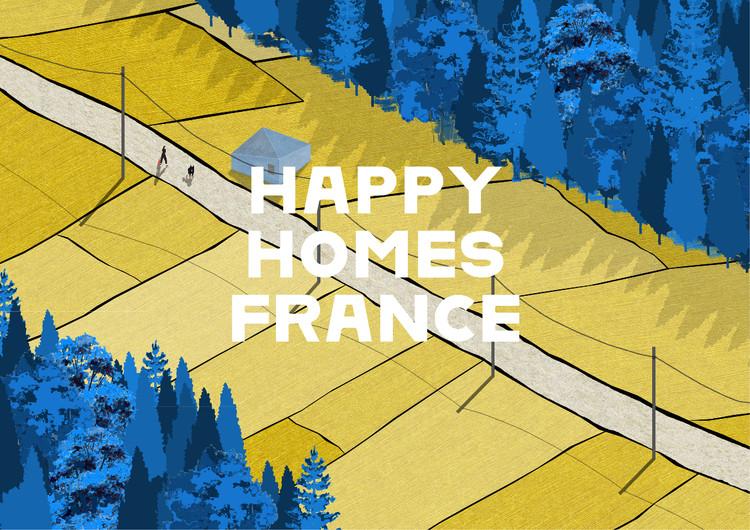 Convocatoria de ideas: Happy Homes France, ARCHsharing