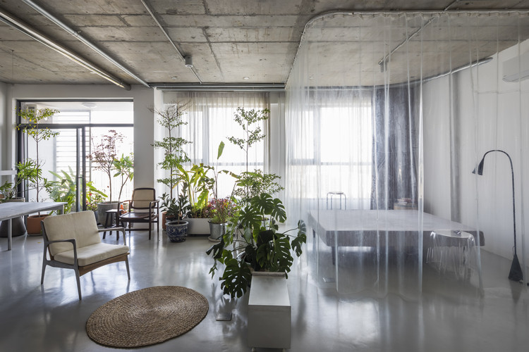 Rivaparc Apartment Renovation / Nhabe Scholae, © Hyroyuki Oki
