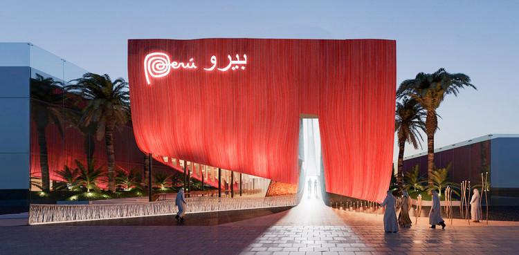 Pabellón de Perú en Expo Dubái 2020: Una evocación al tiempo
