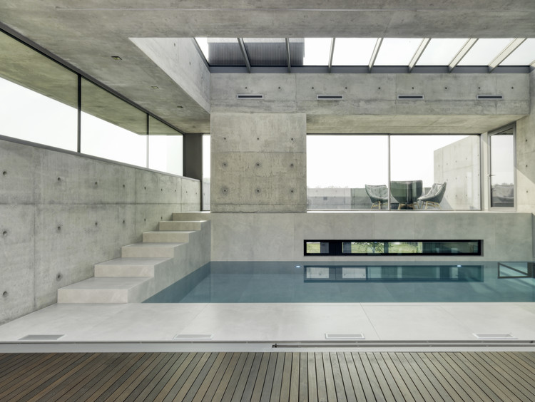 Villa 22º / Dreessen Willemse Architecten, © Hugo Thomassen