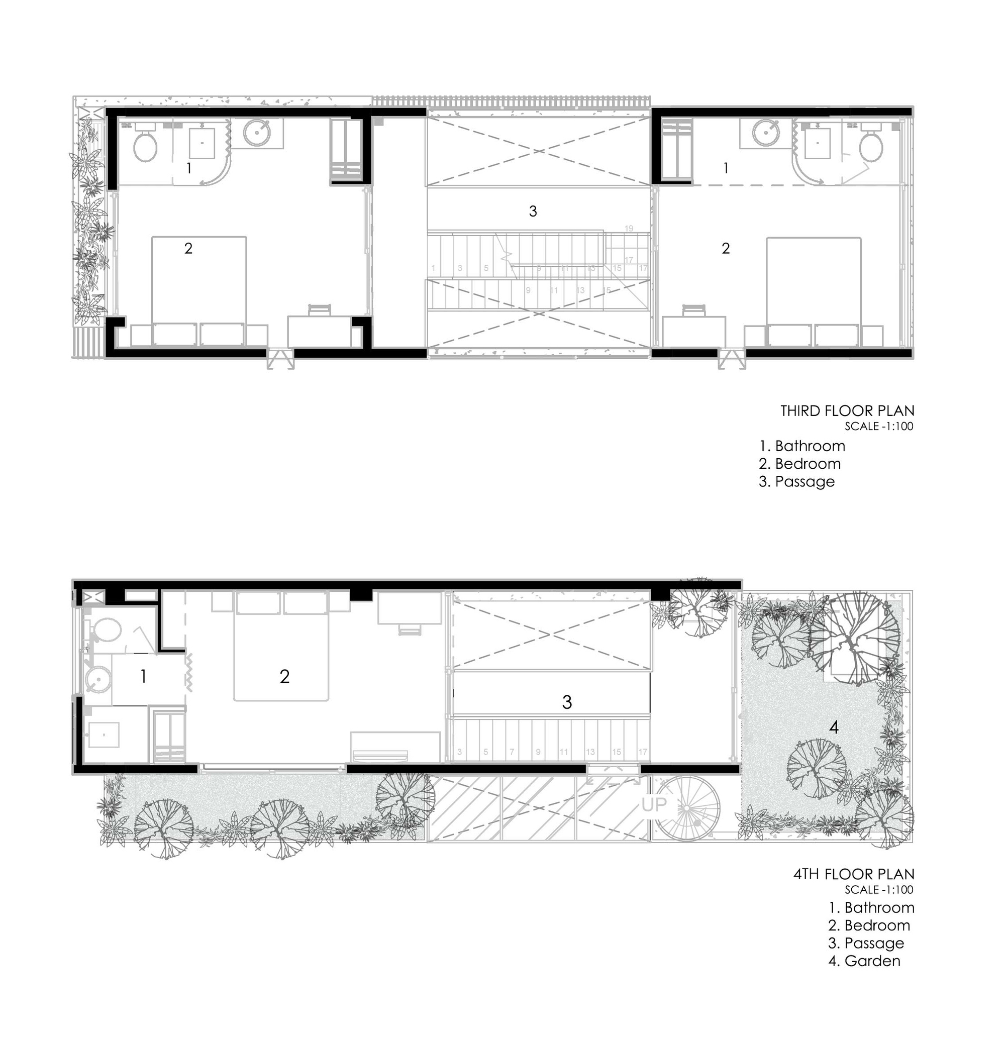 Gallery Of The Concrete House 01 Ho Khue Architects 40