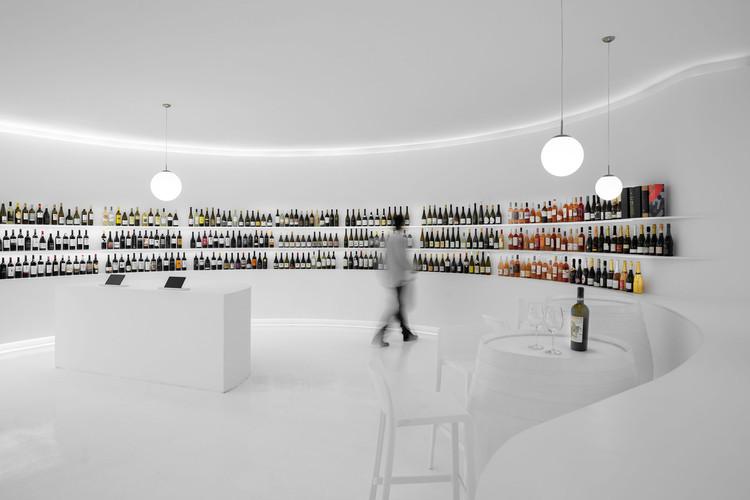 Portugal Vineyards Concept Store / Porto Architects, © Ivo Tavares Studio