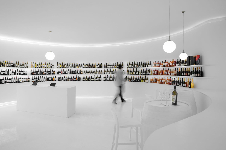 Portugal Vineyards Concept Store / Porto Architects