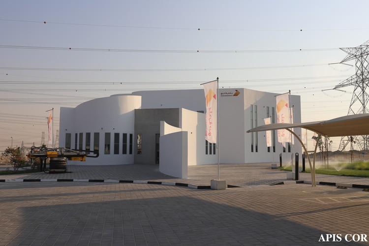 Prefeitura de Dubai será o maior edifício do mundo construído com impressão 3D, Cortesia da Apis Cor
