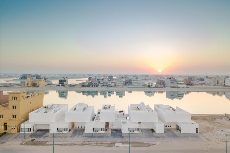 Novas histórias: repensando a habitação tradicional no Kuwait, © João Morgado