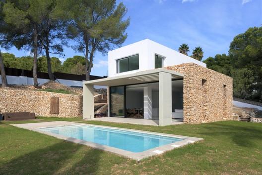 Baham / Moraira House / Antonio Altarriba Estudio de Arquitectura