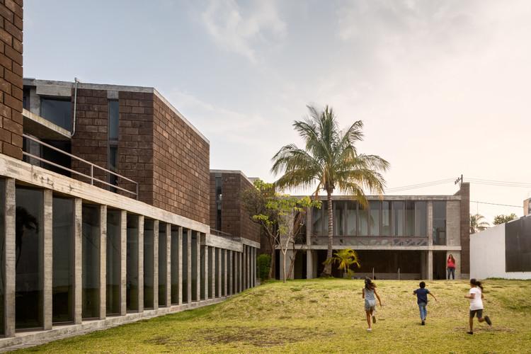 Centro de desarrollo comunitario Los Chocolates / Taller de Arquitectura Mauricio Rocha + Gabriela Carrillo, © Rafael Gamo