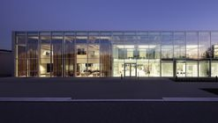 Brunner创意工场,模块化木构与玻璃的轻工业 / HENN Architekten