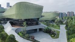 Ningbo Urban Planning Exhibition Center / Playze + Schmidhuber