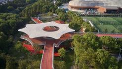 Jiangyin Greenway / BAU