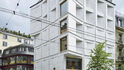 Bucherer Flagship Store / Office Haratori + Office Winhov