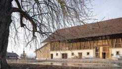 Renovación del castillo Münchenwiler / bernath+widmer