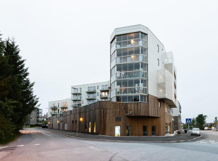 Apartments at Straumehagen / 3RW Arkitekter, © RJS