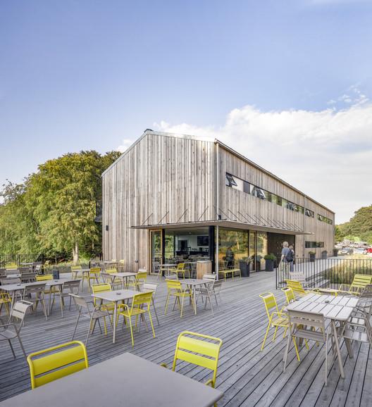 Klintholm Gods Lake Apartments / PLH Arkitekter