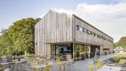 Hotel Klintholm Gods Lake / PLH Arkitekter