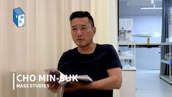 Cho Min-suk of Mass Studies on Ephemeral Architecture and Crisis in Korea