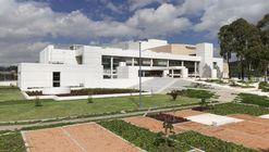 Clásicos de Arquitectura: Centro Cultural Julio Mario Santo Domingo / Bermúdez Arquitectos